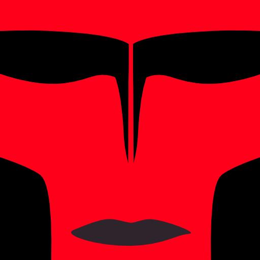 【Spark AR】デーモン閣下のメイクの作り方