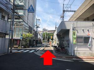 東田辺会館の写真