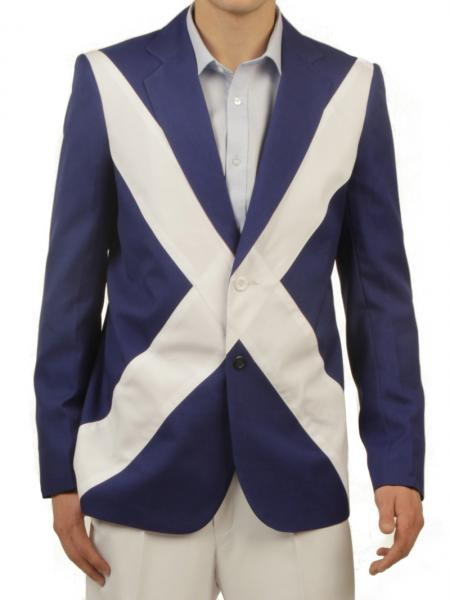Tailored Flag Suits Nakal Clothing