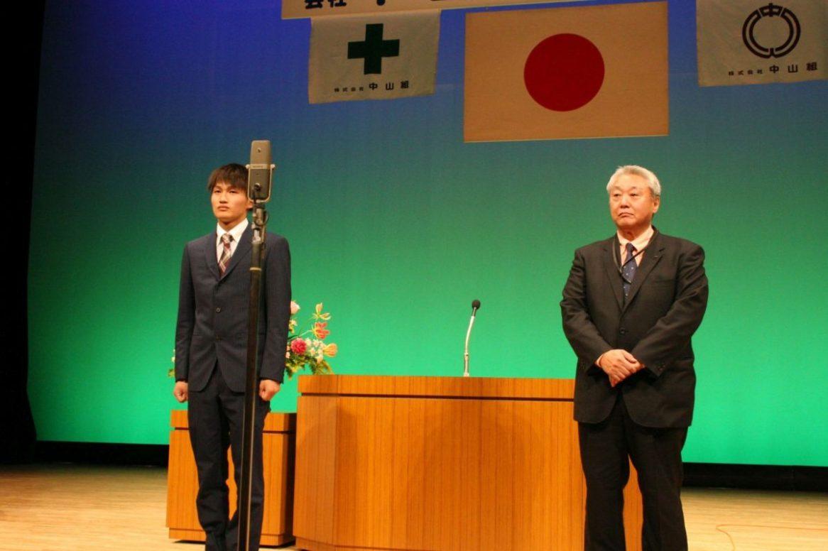 平成29年度途中入社社員の永倉さん、山崎さん