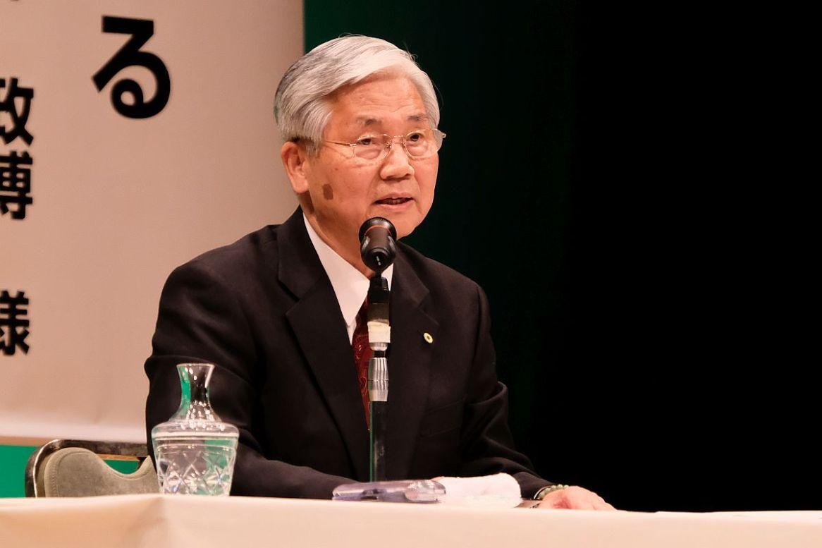 働き方改革セミナー 講師の畑澤政博様