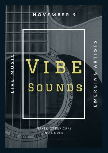 Vibe Sounds @ Naked Cyber Cafe
