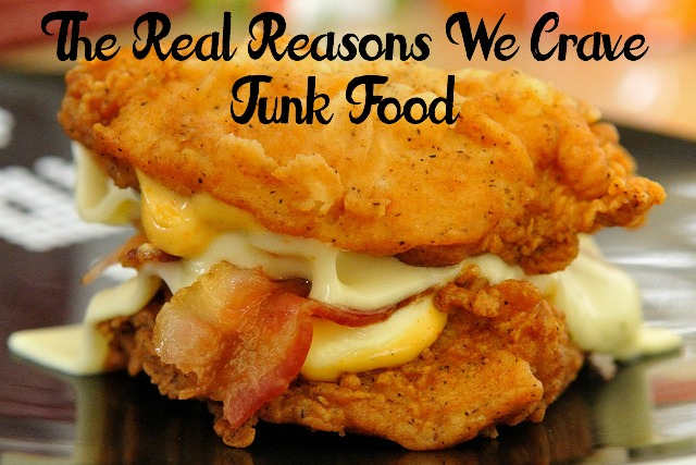 The Real Reasons We Crave Junk Food