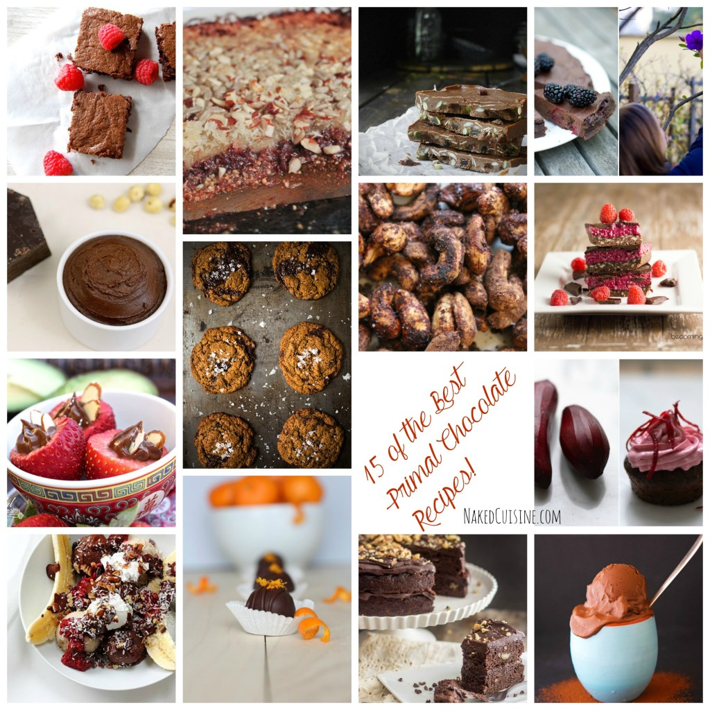 15 of the best Primal Chocolate recipes