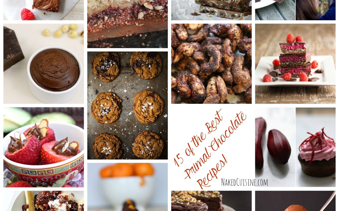 15 of the Best Paleo and Primal Chocolate Recipes