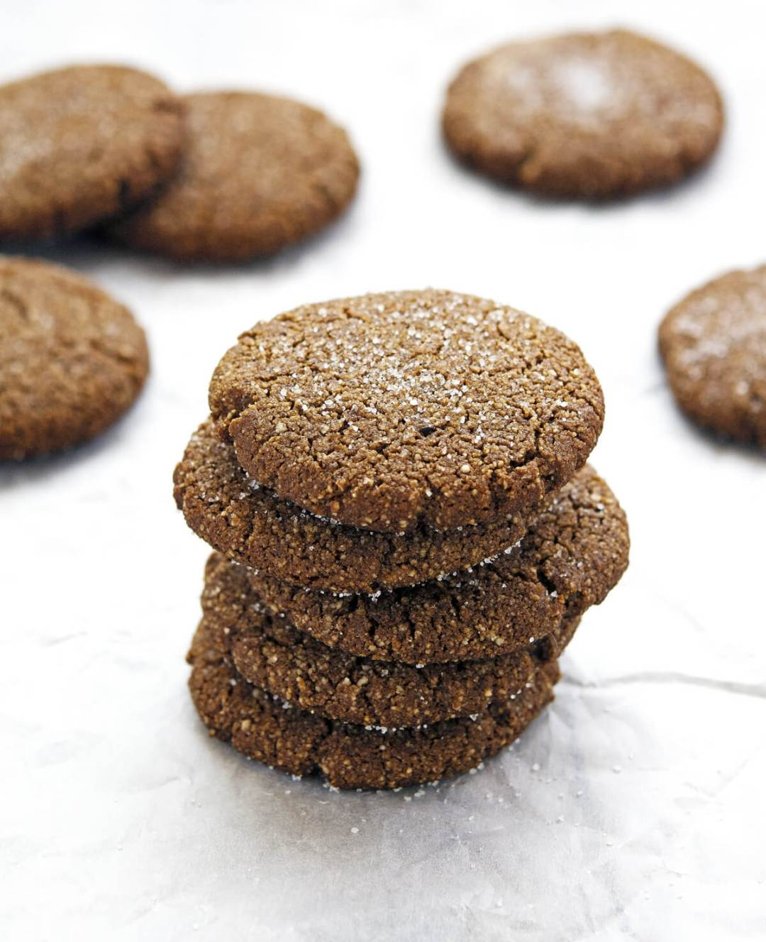 (Paleo)-Chewy-Gingerbread-Cookies-(3)