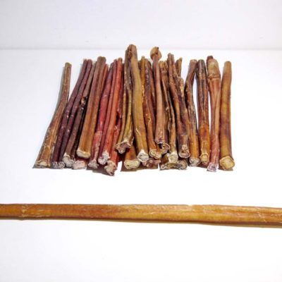 Beef Bully Stick Odor Free 12