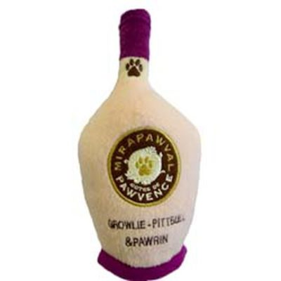 Growlie-Pittbull Mirapawval Wine Toy