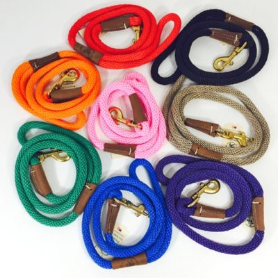 Rope Leashes - Solids1