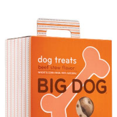 Sojos Big Dog Beef Stew Dog Treats