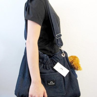 Original Denim Carrier Bag