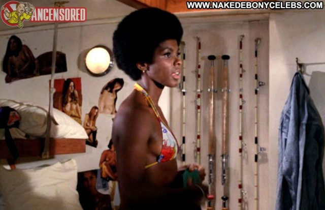 Gloria Hendry Live And Let Die Sensual Small Tits Ebony Celebrity