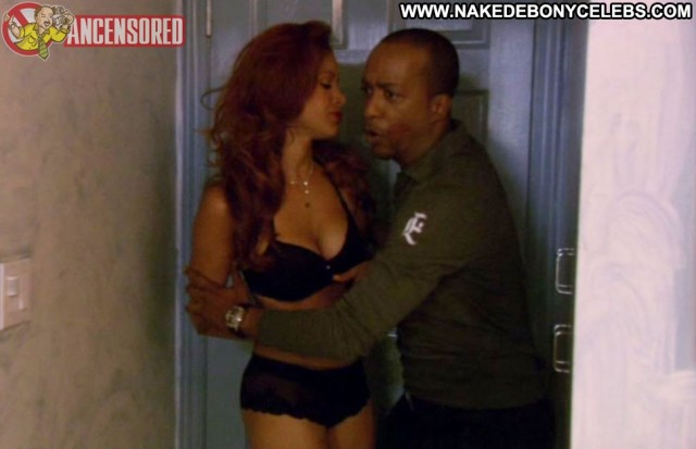 Mari Morrow Flip The Script Brunette Skinny Ebony Sexy Celebrity