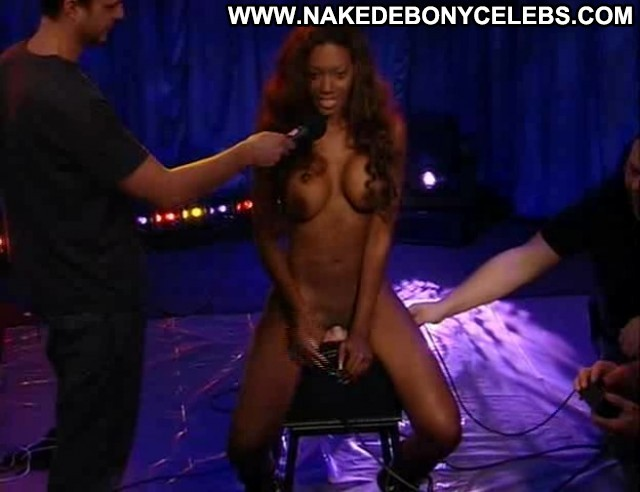 Nyomi Banks The Howard Stern Show Sultry Big Tits Brunette Pornstar