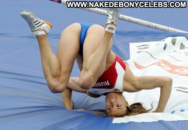 Yelena Isinbyeva Miscellaneous Celebrity International Nice Athletic
