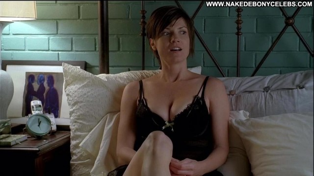 Zoe Mclellan Dirty Sexy Money Sensual Brunette Celebrity Pretty