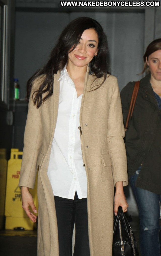 Aimee Garcia New York Paparazzi Celebrity New York Posing Hot