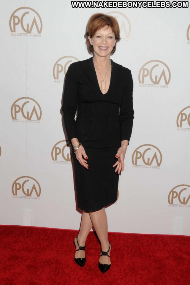 Frances Fisher Babe Awards Beautiful Paparazzi Posing Hot Celebrity