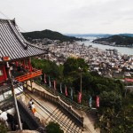 The channel of Onomichi