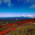 The Ōu Mountains