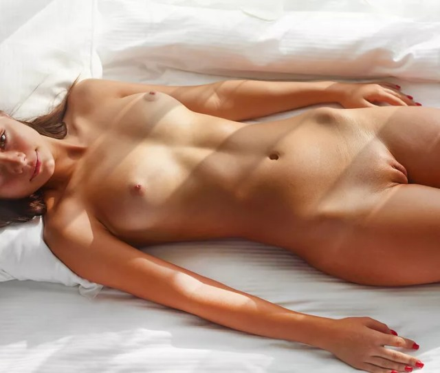 Young And Beautiful Naked Girl Masturbates Her