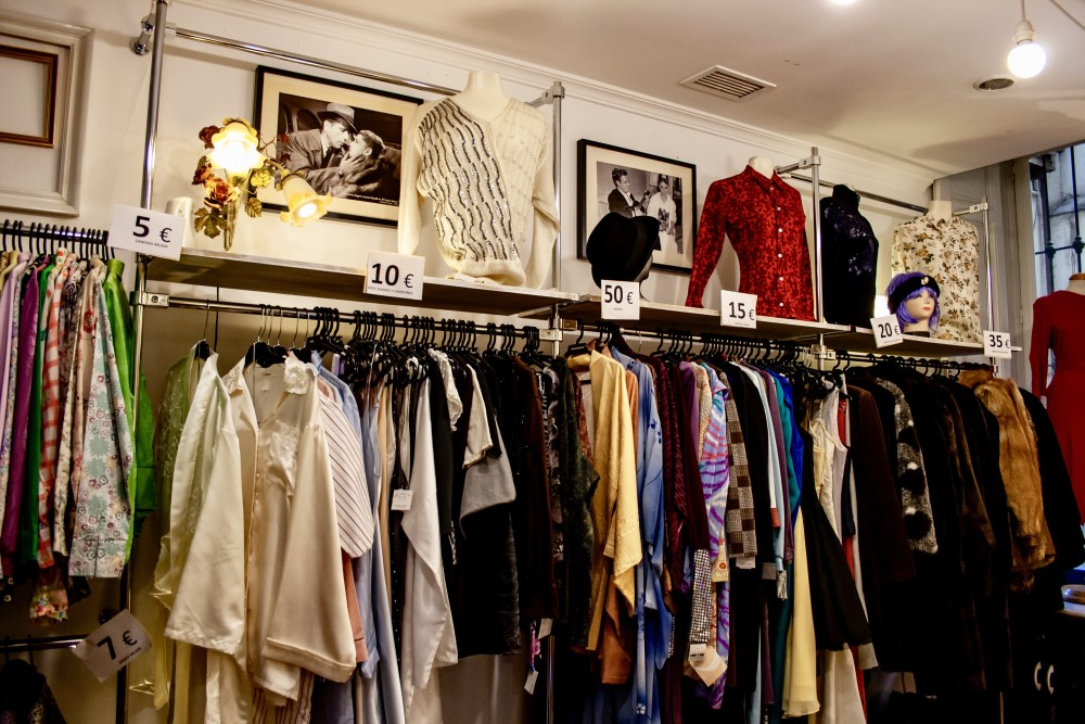 10 Great Second-hand and Vintage Shops in MadridNaked Madrid