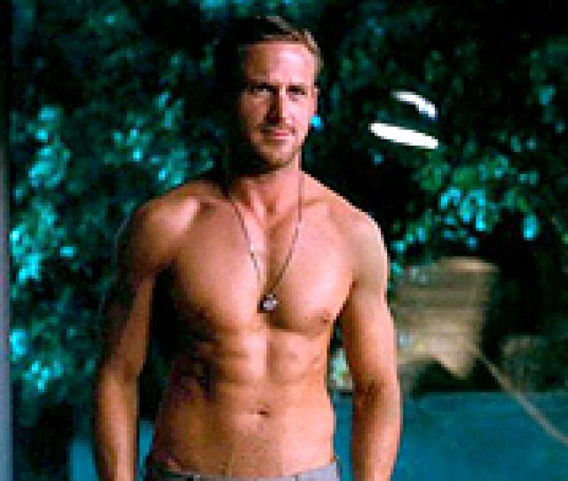 Ryan Gosling Nude Scenes