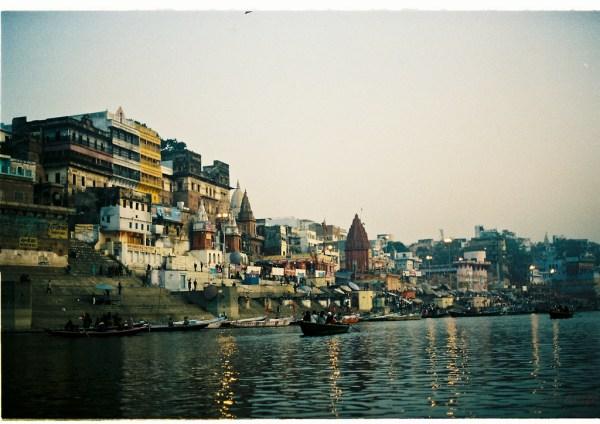 Ghats of Ganges, Varanasi