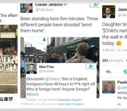 Brexit Hatred