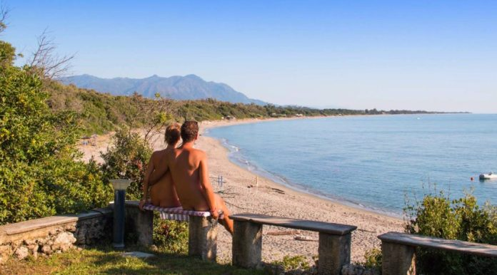 How naturism helped us to get more out of our travels