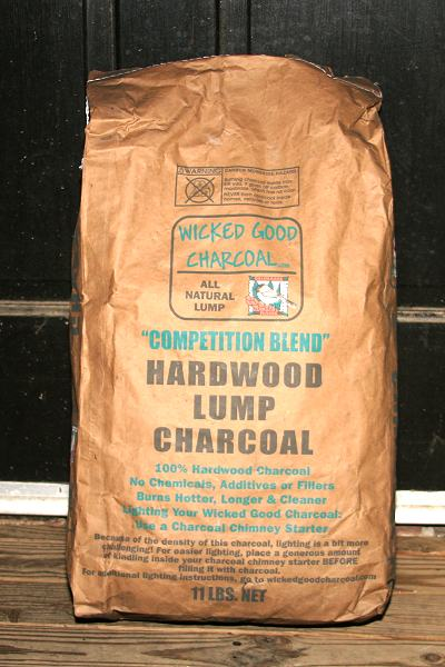 Maines Wicked Good Charcoal makes grilling extra green!