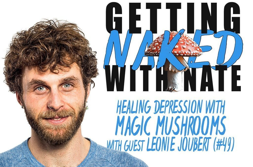 Healing depression with magic mushrooms, with guest Leonie Joubert