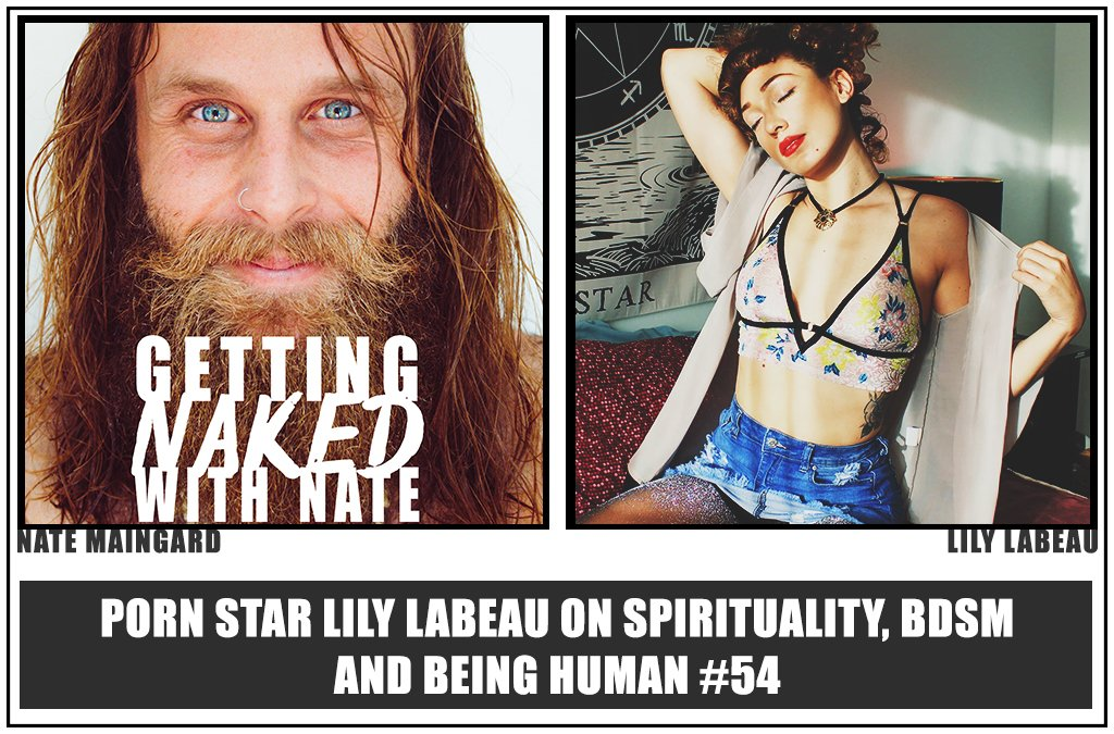 Porn star Lily LaBeau on spirituality, BDSM and being human #54