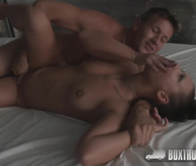An Erotic Massage And Sex With A Hot Brunette And A Deprived Masseur