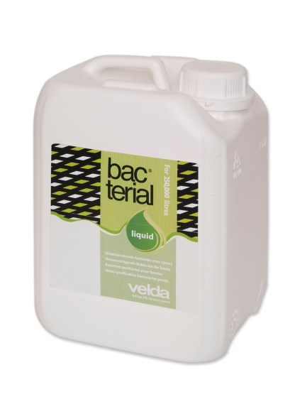 Velda bacterial liquid vijver bacterie 2500 ml