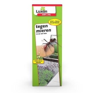 Luxan AMP 2 MG tegen mieren
