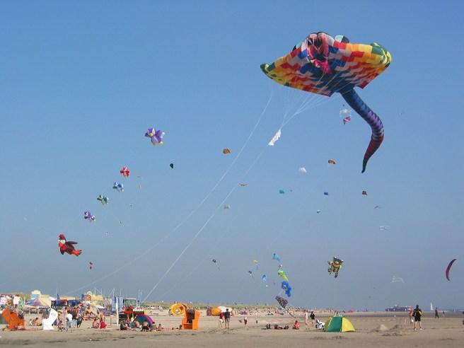 Drachenfest Norderney