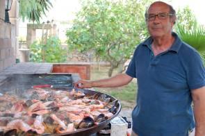 Paella mit Jose