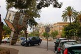 Palma: Kirche auf dem Kopf