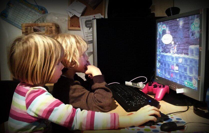 Gewaltfreie PC Spiele für Kinder ab 4 Jahren