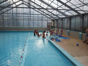 DLRG Schwimmkurs