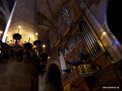 Orgel der Kathedrale