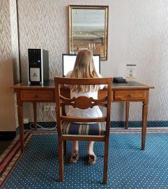 Der Internet PC im Hotel