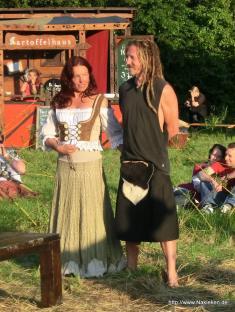 Keltische Hochzeit