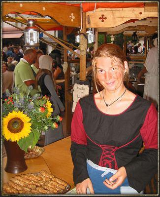 Maid in der Taverne