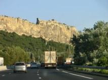 Autobahn E15 Richtung Spanien
