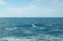 Sommersonne auf der Nordsee
