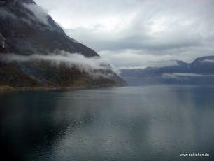 Fjord in Ulvik