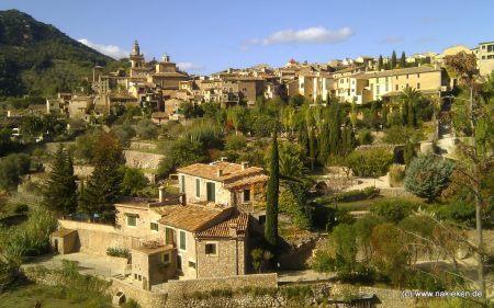 Valldemossa auf Mallorca