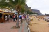Promenade in Puerto de Mogan